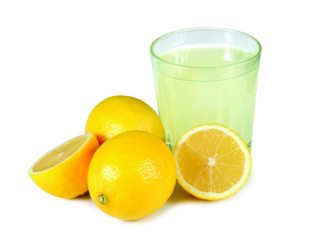 лимон_вода