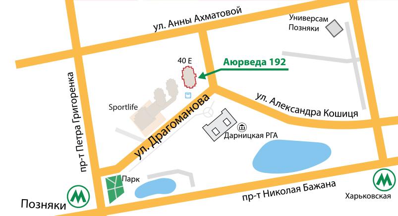 карта Драгоманова